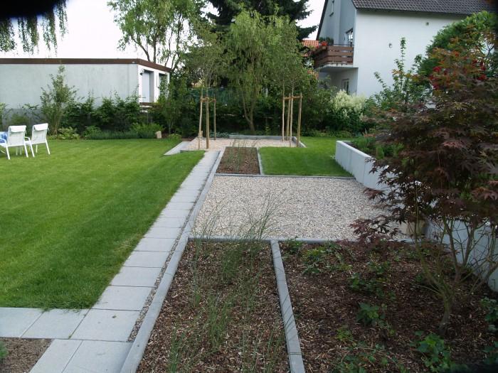 Garten Umgestaltung Im Bestand Gartengestaltung Christina
