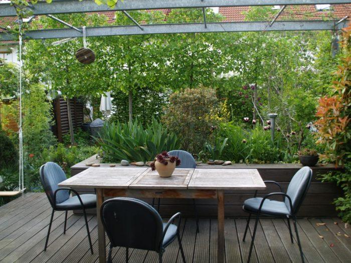Reihenhaus Garten reihenhausgarten mit viel privatsphäre gartengestaltung